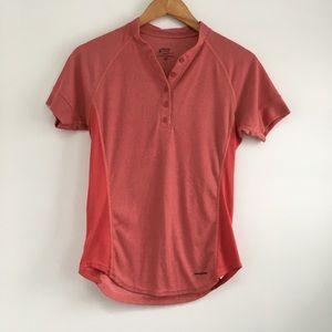 Patagonia Red Short Sleeve Tee Shirt Medium
